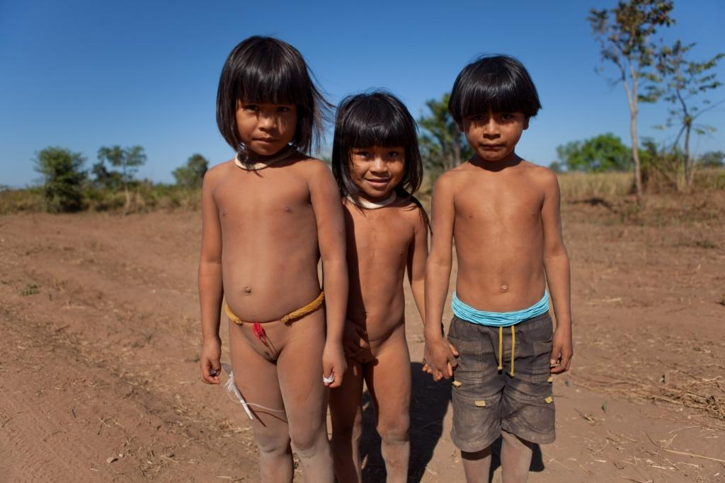 amazon xingu tribe girls nude - DATAWAV